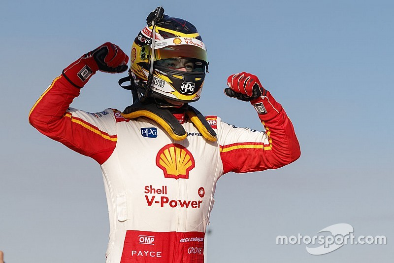 Perth Supercars: McLaughlin dominates opening race