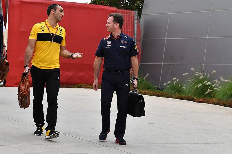 Renault, Red Bull ile yollarını ayırdığı için mutlu