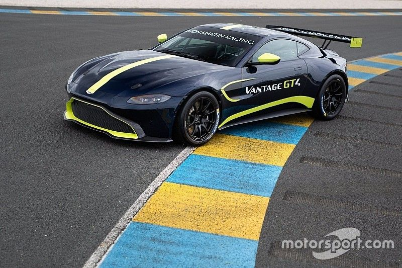 """Paffett: Aston DTM project would have """"great platform"""""""