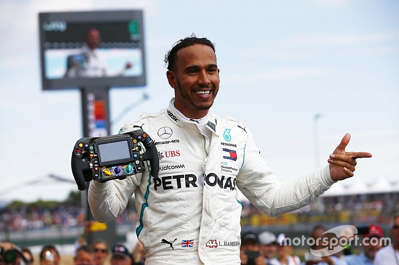 Hamilton 34 yaşında!