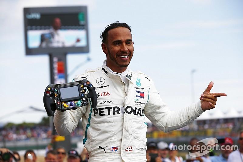 Estadísticas - Hamilton agrega a Francia a su vitrina de trofeos