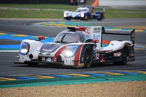 Montoya logra el podio en Le Mans