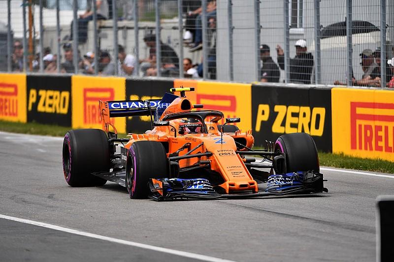 """Vandoorne, McLaren'ın şansının """"geri dönmesini"""" umuyor"""