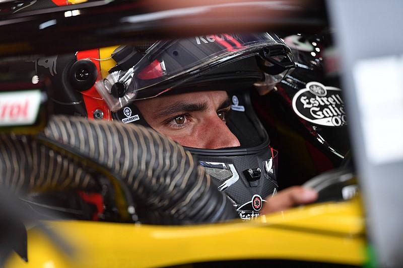 Sainz dice que al motor Renault le falta el paso más difícil
