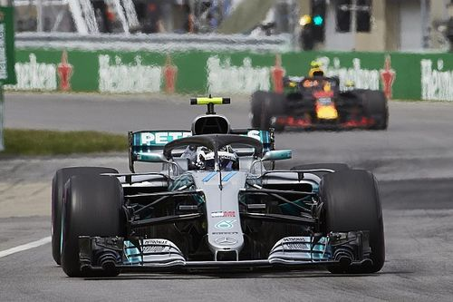"Bottas says fuel situation ""critical"" in unseen finish"