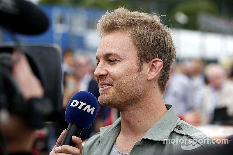Rosberg rechazó correr en el DTM como invitado