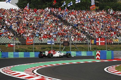 Fotogallery: l'Alfa Romeo Sauber nel Gran Premio d'Ungheria