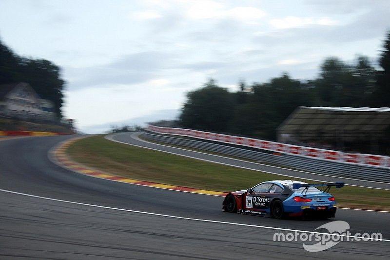 24 Ore di Spa, 9° Ora: Tom Blomqvist e la BMW ringraziano la safety car