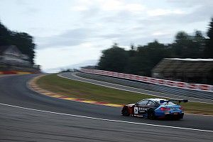 24 Ore di Spa, 9° Ora: Tom Blomqvist e la BMW ringraziano la safety car