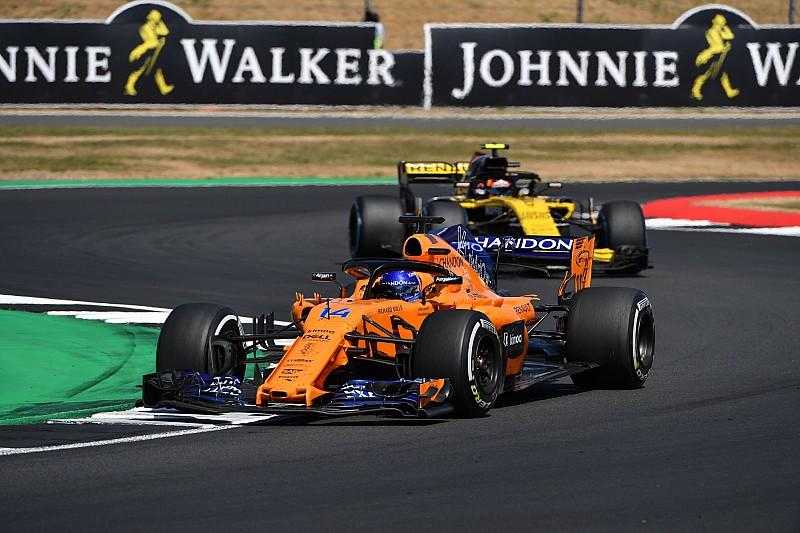 WM-Punkte für alle Fahrer: Fernando Alonso ist dagegen