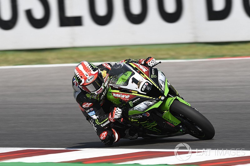 Misano : Les plus belles photos du week-end WSBK