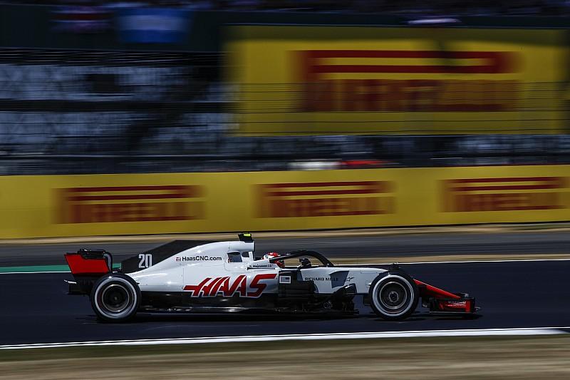 Magnussen: Silverstone'nun hızlı virajları çok zorlayıcı değil