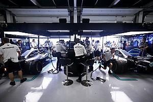 Formula 1 Breaking news Mercedes announces F1 technical reshuffle