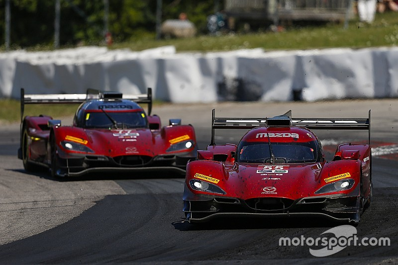 Di Grassi, Franchitti to race for Mazda at Petit Le Mans