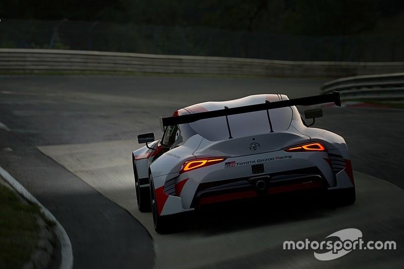 El Toyota GR Supra Concept, protagonista de la nueva actualización de GT Sport