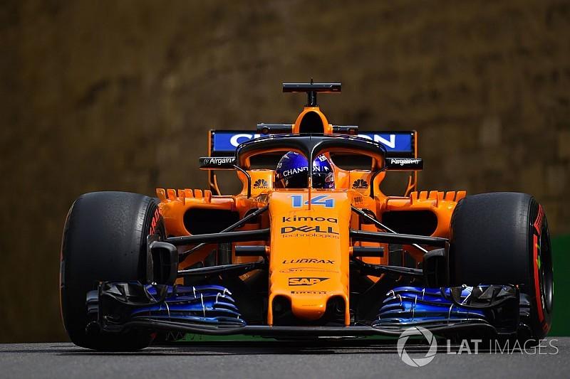 """Fernando Alonso: """"Este es el nivel que teníamos"""""""