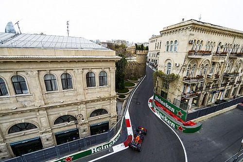 GALERIA: As melhores imagens da sexta-feira em Baku