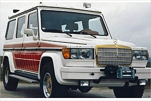 Automotive News Das ist die irre AMG-G-Klasse von 1979