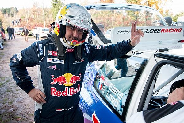 Peugeot 306 Maxi campaign sets up Loeb/Elena rally return