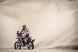 Dakar Entrevista Nacho Cornejo, el as bajo la manga de Honda que impresiona en las dunas