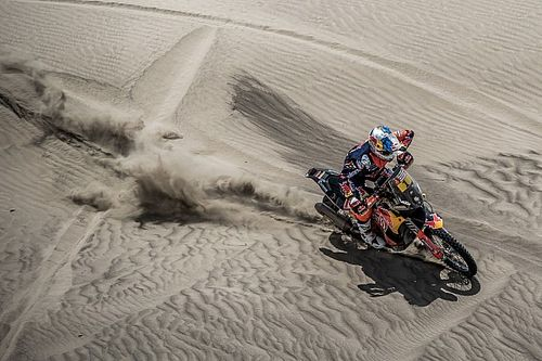 Dakar 2018, 1. Etap: Sunderland liderlikle başladı