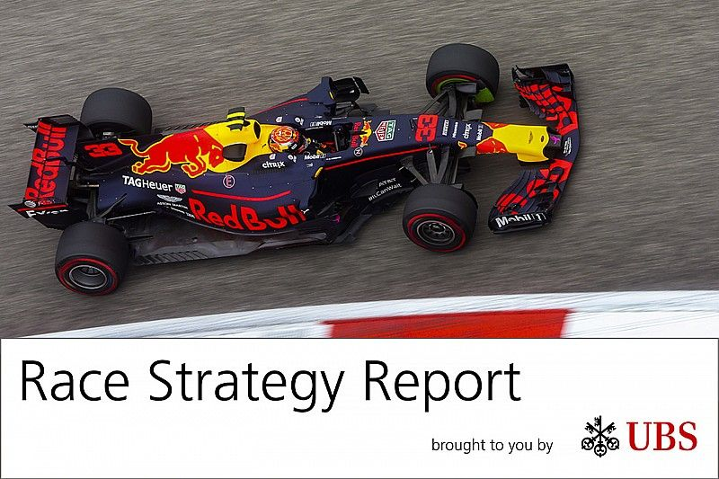 Strategy Report: How Verstappen's charge shook Ferrari into action