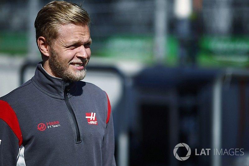 Malade, Magnussen devrait pouvoir terminer le week-end