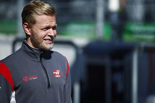 Magnussen se podría perder el GP de México por dolor estomacal