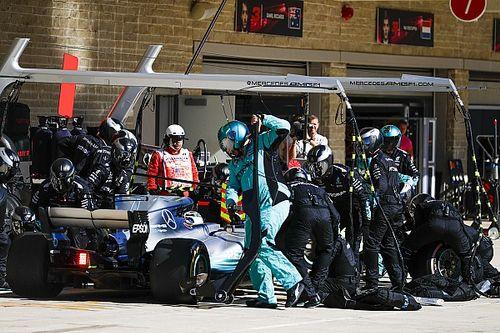 Mercedes, en hızlı pit stop şampiyonasını kazanmaya yaklaştı
