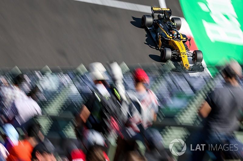 Fotogallery: le prove libere del GP del Messico di Formula 1