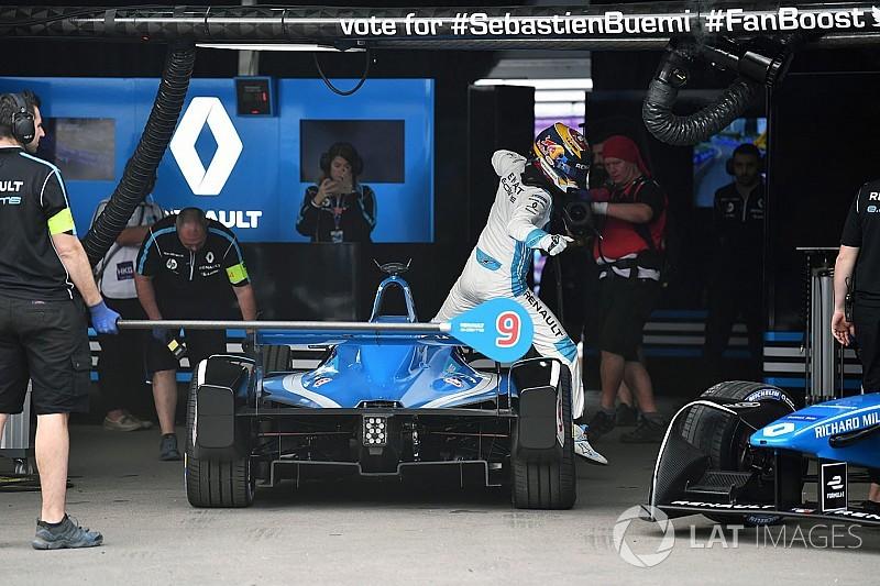 Formule E schrapt minimumtijd voor pitstops