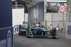 "Jaguar now a Formula E qualifying ""benchmark"" - Evans"