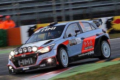 Monza Rally Show 2017: la i20 WRC 2016 di Neuville e Mikkelsen