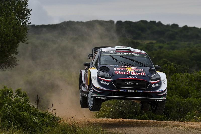 Fotogallery WRC: gli scatti più belli dello Shakedown del Rally Italia Sardegna 2018