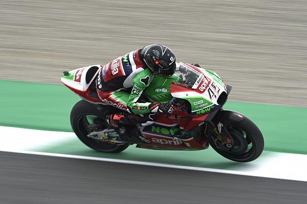 Redding weighing up Aprilia MotoGP test role