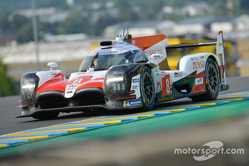 Pourquoi Toyota ne peut pas assurer pour gagner Le Mans