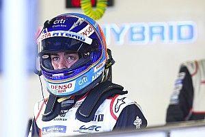 """Alonso : """"Toujours différent quand on prend la piste"""""""