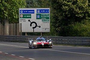 Alonso logró el mejor tiempo en la sesión vespertina en Le Mans