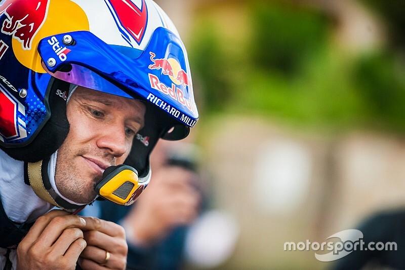 Sardinien: WRC-Punktabzug auf Bewährung für Ogier