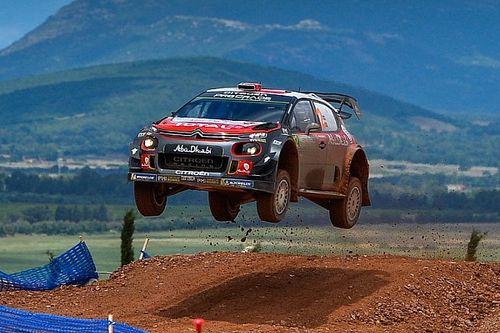 Une Citroën C3 évoluée pour le Rallye de Finlande