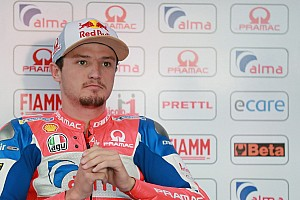 Miller was 'like a rookie' when he first joined Pramac