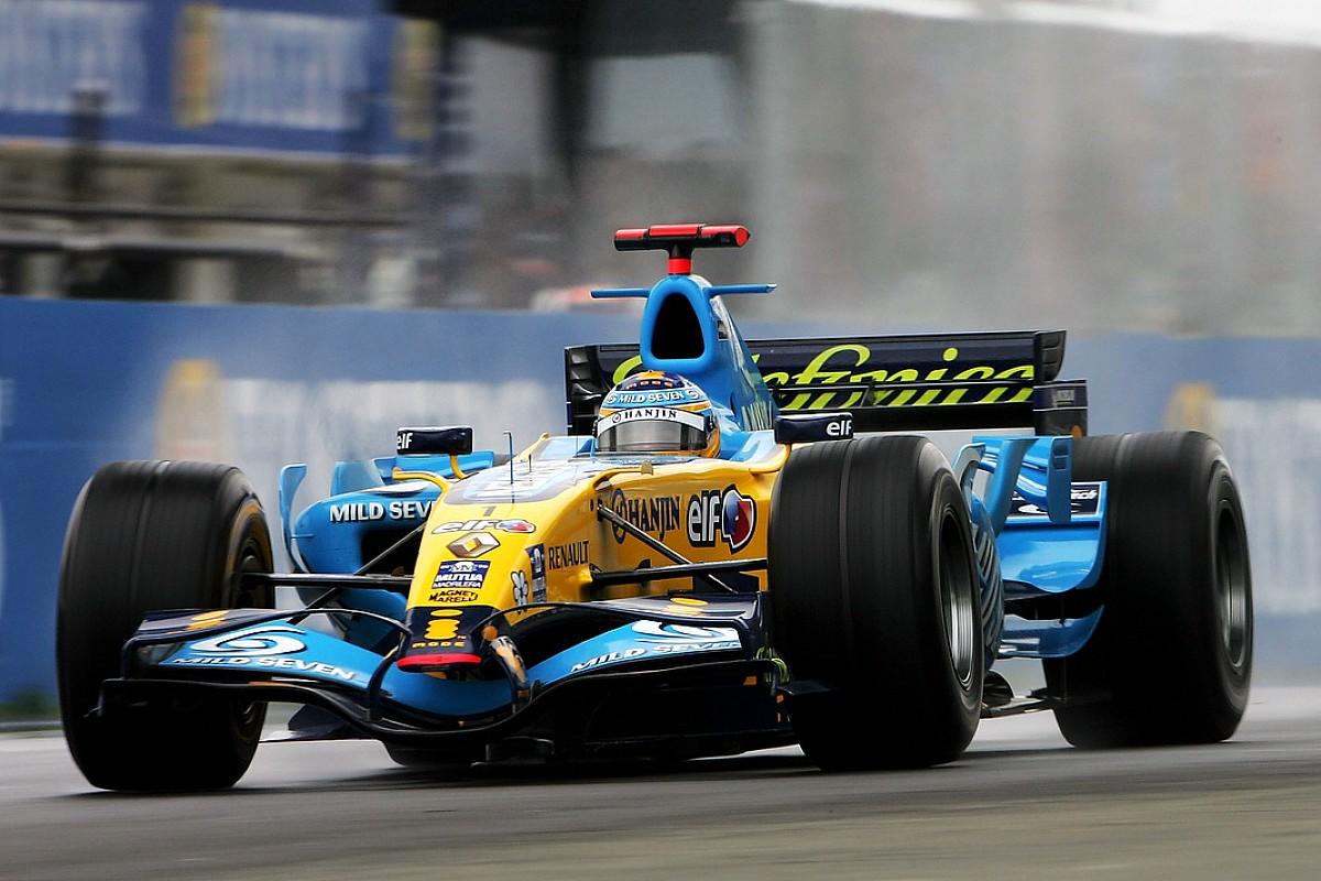 Galería: los coches de Renault con más victorias en Fórmula 1