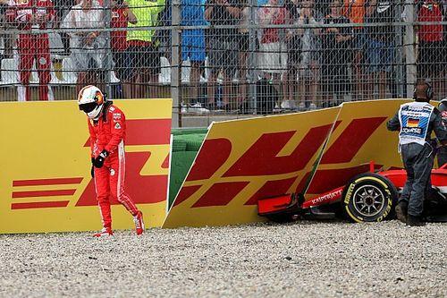 GALERIA: Vettel bate e Hamilton volta à liderança da F1