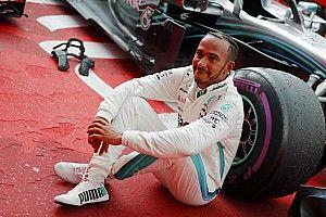 Hamilton igualó en Alemania otro récord de Schumacher