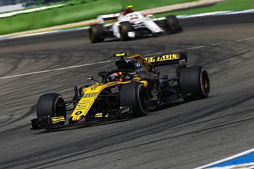 Sainz e Ericsson dão versões distintas de incidente em SC