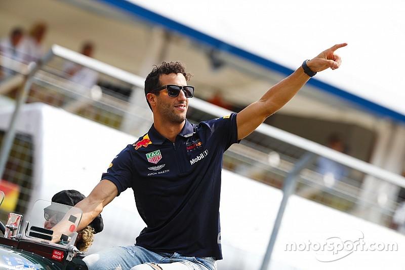Ricciardo, Macaristan'da ceza almayacağından emin
