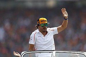 """Alonso maakt zich niet druk om reglementen: """"Ben hier in 2021 niet meer"""""""