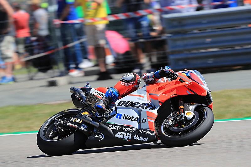 """Dovizioso: """"A Ducati többé nem építhet csak azon pályákra, melyek fekszenek nekik"""""""