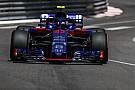 Gasly ismét a Q3-ban a Toro Rosso-Hondával