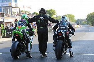 Isle of Man TT: Practice cancelled due to major fire incident